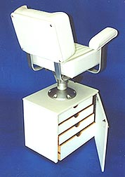 Swivel Seat Locker Captains Seat