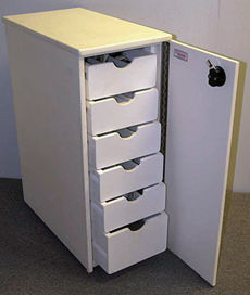 Mini Drawer Locker for Boats